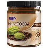 Life-Flo Organic Pure Cocoa Butter, 9-Ounce
