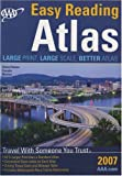 AAA North American Road Atlas 2007, AAA, 1595081623