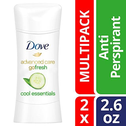 Dove Advanced Antiperspirant Deodorant Essentials