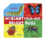 My Giant Fold-Out Bright Bugs, Amy Junor, 0764166689