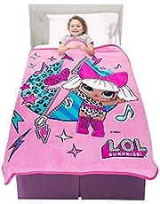 """غطاء سرير أطفال من القطيفة فائقة النعومة من Franco Kids Bedding 46"""" x 60"""" A35768"""