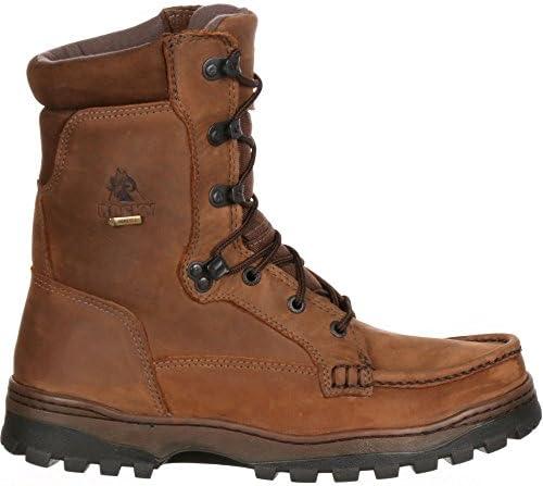 """メンズ シューズ・靴 ブーツ Rocky Outback 8"""" GORE-TEX Hiking Boots [並行輸入品]"""