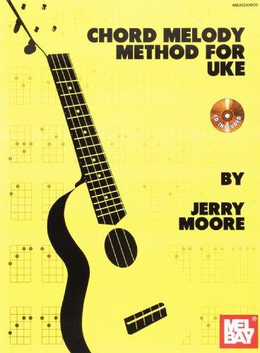 Instruction Guitar Basic Only Book (Chord Melody Method for Uke)