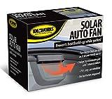 Ideaworks Solar Auto Fan