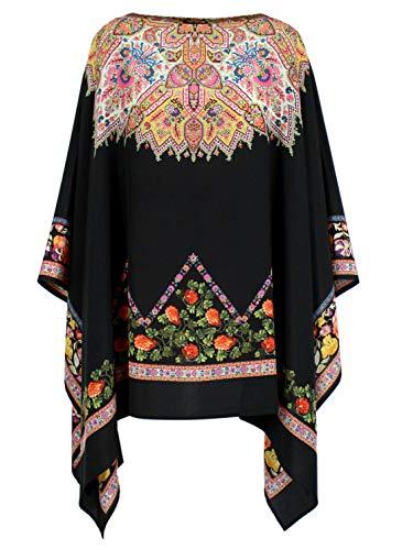 ETRO Women's 1657591460001 Black Silk - Etro Womens Apparel
