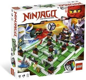 LEGO Juegos de Mesa 3856 - Ninjago: Amazon.es: Juguetes y juegos