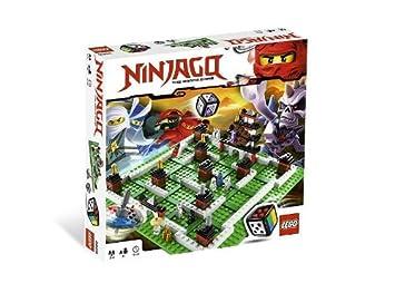Lego Juegos De Mesa 3856 Ninjago Amazon Es Juguetes Y Juegos