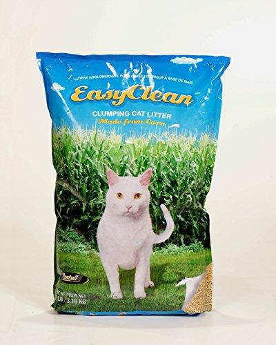 Pestell Easy Clean Corn Clumping Litter