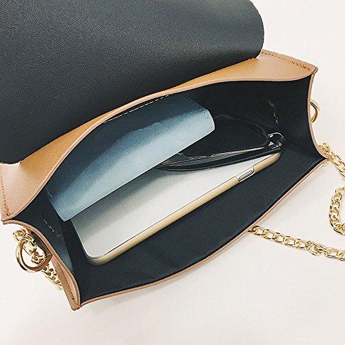 sac paillettes pièce sac sac à Femmes des zycShang des téléphone sac Sac Noir femmes crossbody Femmes Main la mode FHqC6wv