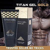 Original Russia Titan Gel for Men Intimate Lubricant Big Thickening Enlargement Delay Cream Private Body Cream