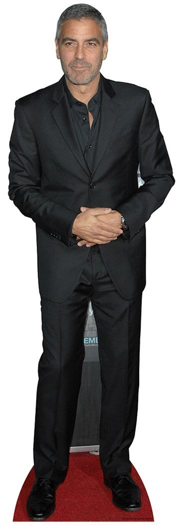 George Clooney Life Size Cardboard Cutout SC2033