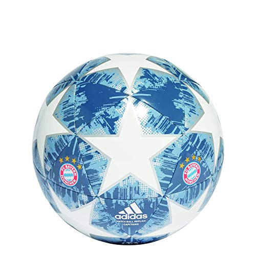 adidas Football Ball Bayern Munich Finale Champions League Soccer New (5)