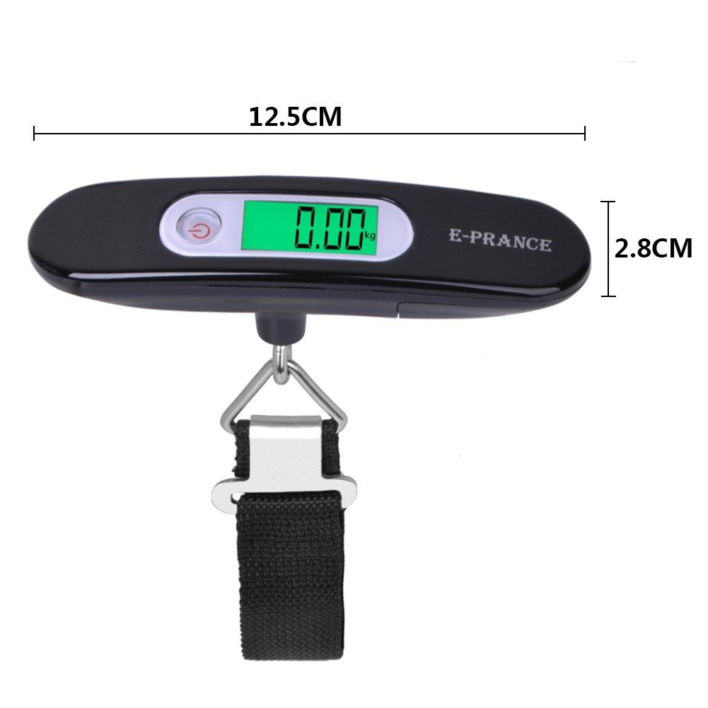 Balanza Ergonómica LCD Báscula E-PRANCE® por sólo 8,99€
