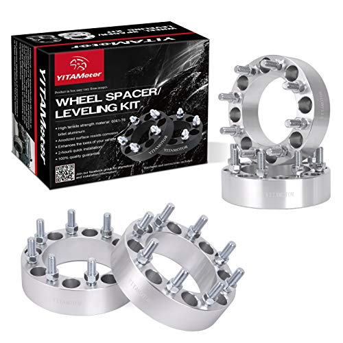Wheel Spacers 8x6.5 Compatible for Ram 2500/3500, 2