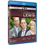 Masterpiece Mystery: Inspector Lewis 4 [Blu-ray] Original UK Edition