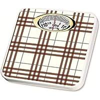 ZELENOR Analog Weight Machine For Human Body, Mechanical Manual Analog Weighing Scale Check shade