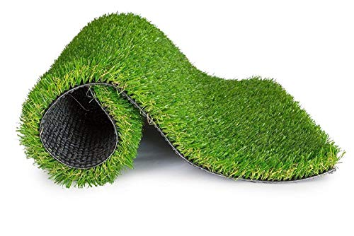 CHETANYA High Density Artificial Grass Artificial Grass Carpet, Artificial Grass Mat for Balcony, Artificial Lawn, Floor mat (2x5 Feet) (B07VLNQ25H) Amazon Price History, Amazon Price Tracker