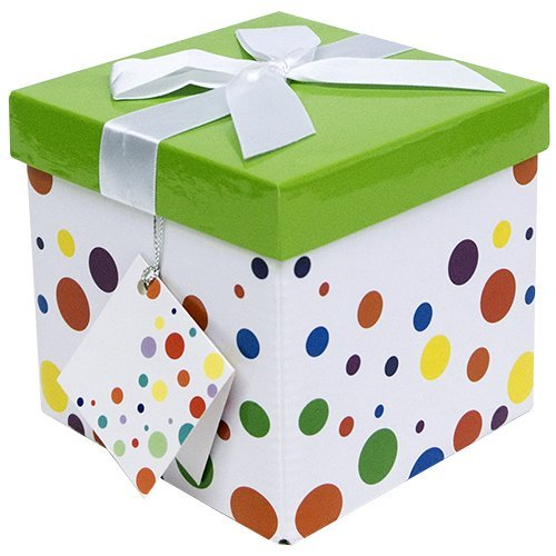 EndlessArtUS Capri EZ Gift Box, Easy to Assemble and No Glue Required