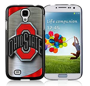 Ncaa Big Ten Conference Football Ohio State Buckeyes 9 Black Samsung Galaxy S4 I9500 Screen Phone Case Cool and Hot Sale Design