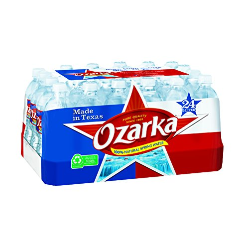 OZARKA Water Spring, 24 Count by Ozarka
