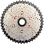 LANXUANR 8 Speed Mountain Bicycle Cassette Fit for MTB Bike, Road Bicycle,Super Light