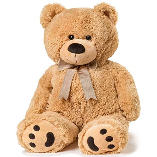 "Big Teddy Bear 30"" - Tan from JOON"