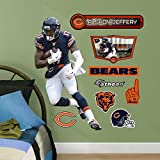 NFL Chicago Bears Alshon Jeffery Junior Wall Decal