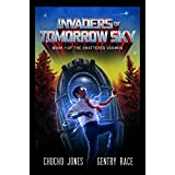 Invaders of Tomorrow's Sky: A Pulp Superhero Space Opera (The Shattered Cosmos Book 1) (Kindle Edition)