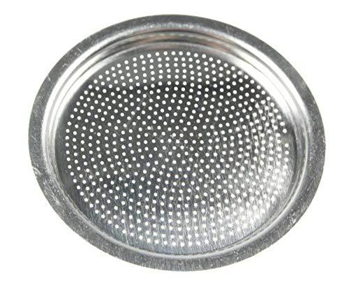 DeLonghi - Filtro de disco de ducha 73 mm cafetera Alicia 9 tazas ...