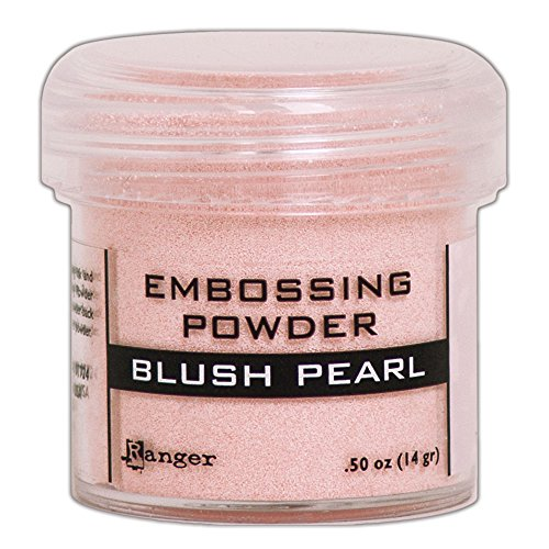 Pearls Embossing Ranger (Ranger Blush Pearl Embossing Powder)