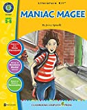 Download Maniac Magee - Novel Study Guide Gr. 5-6 - Classroom Complete Press in PDF ePUB Free Online