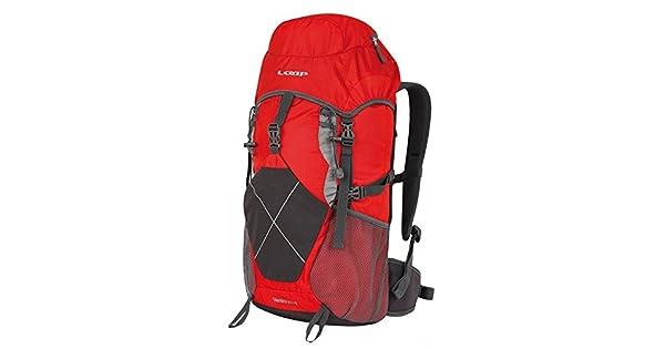 df985b75b721c Loap Ventro Trekking Sırt Çantası 36+5 Lt Siyah/Gri 36+5 LT: Amazon.com.tr