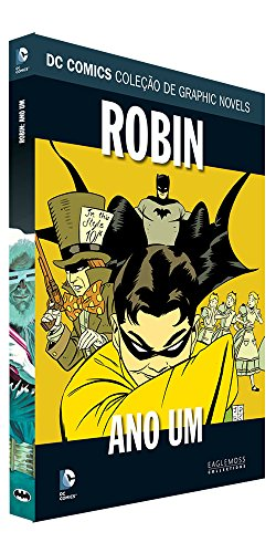 Robin. Ano Um - DC Graphic Novels