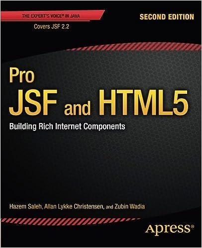 Téléchargez des livres d\'epub gratuits pour iPad Pro JSF and HTML5