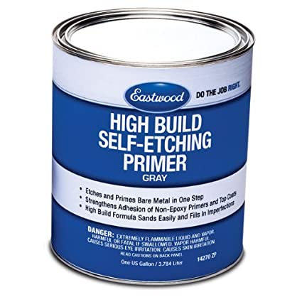 Amazon com: Eastwood High-Build Self-Etching Primer Gray Gal