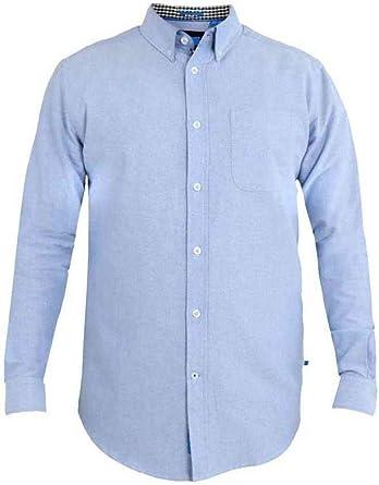 Duke Hombre Keenan Camisa - Azul Cielo, 7XL: Amazon.es: Ropa y accesorios