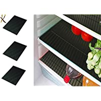 Kuber Industries PVC 6 Piece Refrigerator Drawer Mat Set