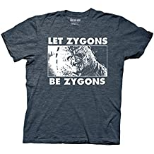Ripple Junction Doctor Who Let Zygons Be Zygons Adult T-Shirt