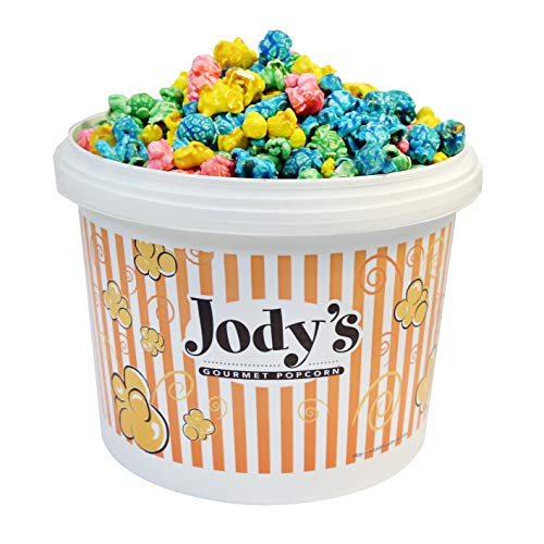 Jody's Gourmet Popcorn Party Tub, Funfetti, 37.5 Ounce ()