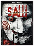 Saw: The Complete Movie Collection [DVD] [Region 1] [US Import] [NTSC]