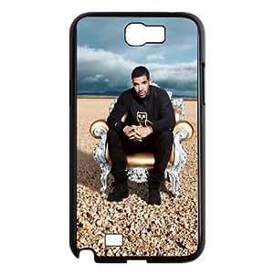 Drake Samsung Galaxy N2 7100 Cell Phone Case Black Tbxlo