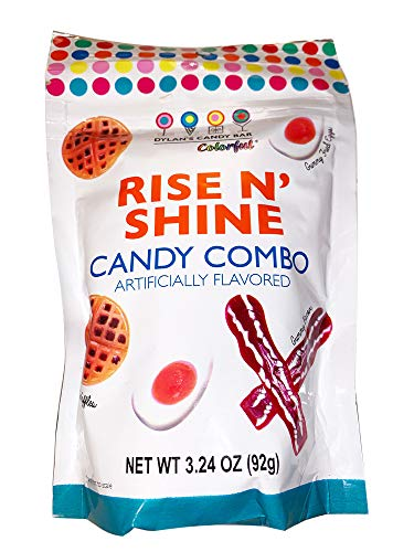 Dylan's Candy Bar Candy Combo Colorful Candies! Choose From Either Chasing Candy Rainbows Or Cherry Cola DelightGummies! Enjoy A Novelty Sweet Treat! (Rise N' -