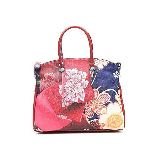 GABS Borsa Shopping trasformabile in pvc taglia Large - S0271 Kimono
