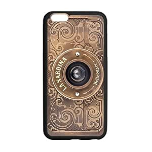 Broadway Collage Design Solid Rubber Customized Cover Case for iPhone 6 4.7