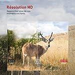 Victure Caméra de Chasse 20MP Surveillance 1080P HD Étanche IP66 Détection Thermique Vision Nocturne 38 LEDs Infrarouges… 7