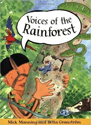 Voices of the Rainforest by Manning, Mick published by Franklin Watts (2007)