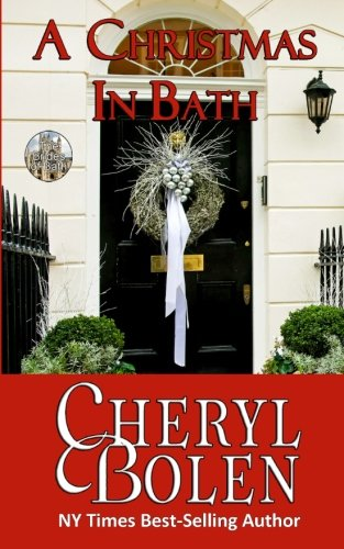 book cover of A Christmas In Bath