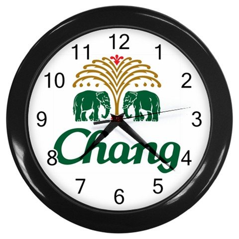 chang-beers-wall-clock-black-frame-round-frame-10