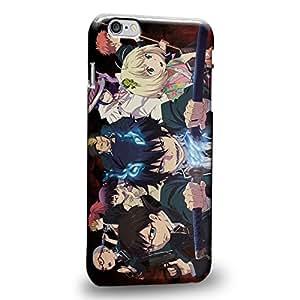 """Case88 Premium Designs Blue Exorcist Rin Okumura Yukio Okumura 1789 Carcasa/Funda dura para el Apple iPhone 6 Plus 5.5"""" (No 4.7"""" versión !)"""