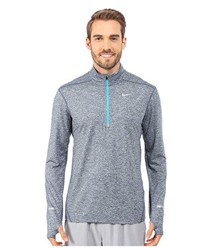 Nike Men's Dri-Fit Element Half Zip - XX-Large - Squadron Blue/Heather